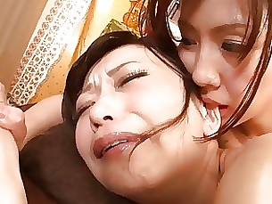 Mature Japanese massage 2