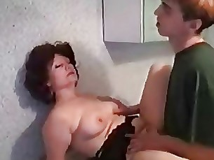 Mature Old and Young Teen