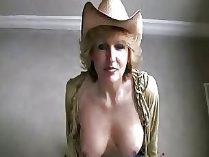 Blonde Blowjob Cumshot MILF POV Ride