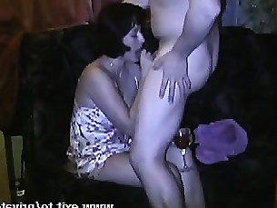 my wife Zina loves DP with toy and my dick