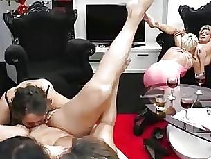 Group Sex Lesbian Mature