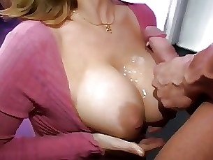 Ass Big Tits Blowjob Brunette Chick Big Cock Glasses Huge Cock