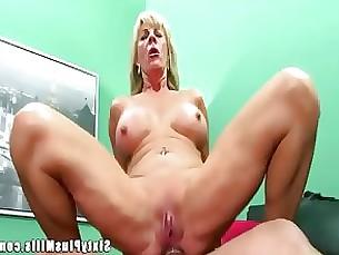 Anal Blonde Granny Horny Mature MILF