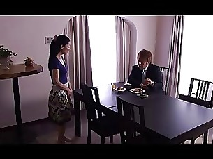 Boss Japanese Mature Wife