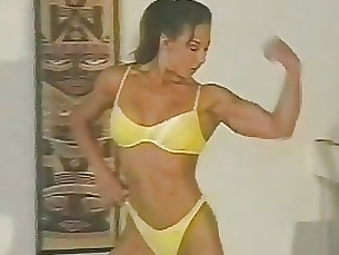 Topless Wrestling - Charlene Rink vs. Sab ...