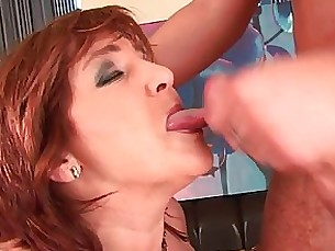 Blowjob Couple Cumshot Granny Handjob HD Masturbation Mature