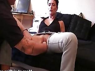 Amateur Brunette Couple Fetish Fisting Kitty Masturbation Mature