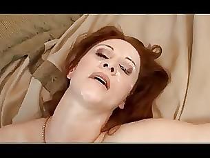 Anal Interracial MILF Redhead
