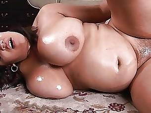 Black Ebony BBW Fatty Fuck Hardcore Interracial