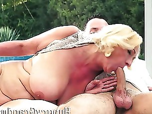 Blonde Blowjob Big Cock Fatty Fuck Granny Hardcore Mature