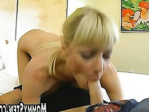 BDSM Blonde Big Cock Doggy Style Fuck Huge Cock MILF
