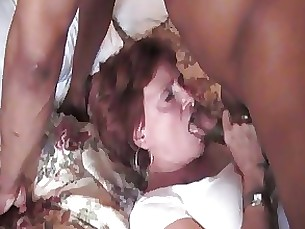 Big Cock College Interracial Mature
