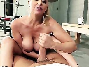 Blonde Blowjob Chinese Fuck Handjob Hardcore MILF Slender