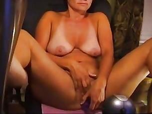 Amateur Big Tits Masturbation Mature Solo Toys Webcam