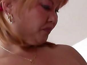 Big Cock Dildo BBW Fuck Hardcore Horny Mammy MILF