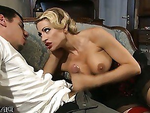 Blonde Blowjob Hardcore Hot MILF Pornstar Ride