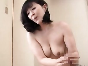 Blowjob Bus Busty Big Cock Handjob Huge Cock Japanese Mature