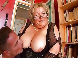BBW Granny Mature Teacher
