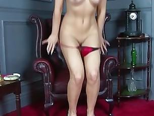 Blonde HD Kitty Masturbation MILF Pornstar Shaved Solo