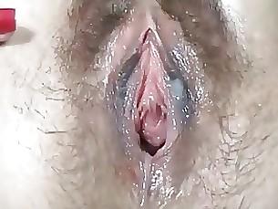 Creampie Hairy Mature MILF
