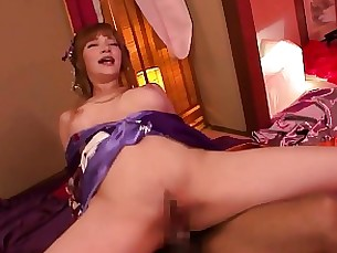 Big Cock Creampie Hardcore HD Interracial Japanese MILF