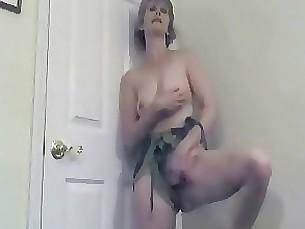 Amateur Jerking Masturbation Mature MILF Webcam