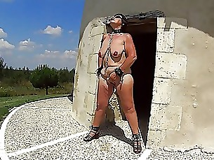 BDSM Masturbation Mature MILF Public Whore