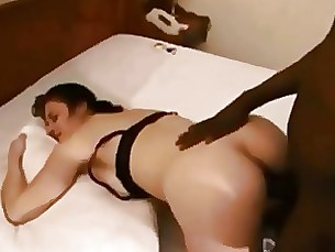 cheating white wife with her black man