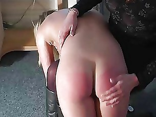 Ass Cute Mature Spanking Teen