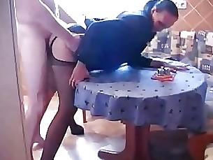 Kitchen MILF