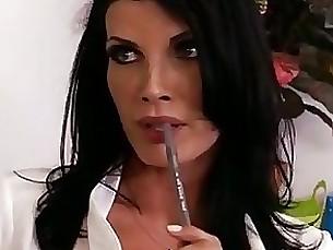 Cumhungry Teacher Gets Hardcore Sex