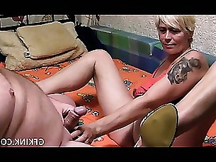Amateur Fetish Handjob Hardcore Kinky Masturbation Mature Nylon