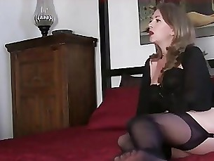 Fetish Foot Fetish Mammy Mature MILF Mistress