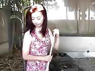 Big Cock Hairy Japanese Mammy Mature Uncensored