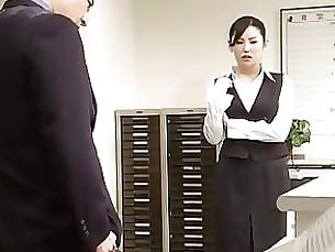 Babe Hidden Cam Japanese Secretary