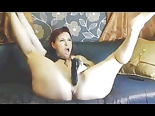 Fetish Juicy Masturbation MILF Redhead Webcam
