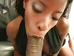 Anal Black Big Cock Ebony Mature MILF Smoking