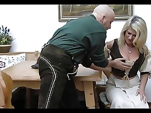 Anal Blonde Boobs BBW Granny Mature