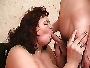 BBW Hairy Kitty Mammy Mature MILF