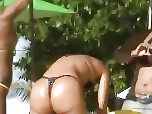 brazilian big ass bikini 2014