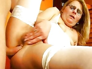 Anal Couple Mature