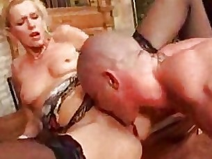Anal Blonde Blowjob Boss Couple Lingerie Masturbation MILF