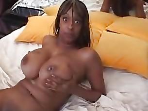 Phat Ass Black Babe Orgy