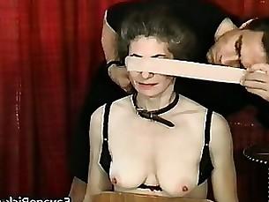 Amateur BDSM Fetish Kinky Mature MILF Slave Spanking