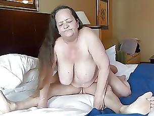 BBW Mature Monster Pornstar Ride