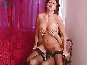 Hairy Hooker Horny Lesbian Mature MILF Prostitut Toys