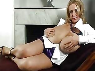 Mature milf her mammoth tits