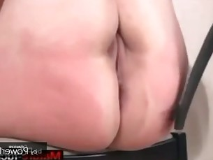Blowjob Brunette BBW Mature