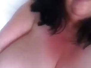 Amateur Big Tits MILF Playing