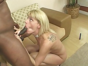 Black Blonde Mature